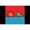 MON TOUT DOUX - À la manière de Keith Haring