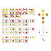 Reconnaissance de formes, couleurs, quantités