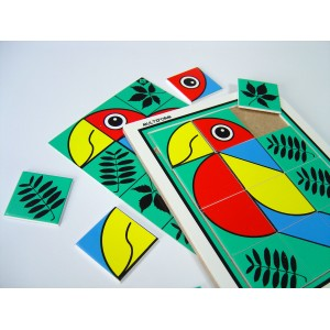Multiform Les oiseaux