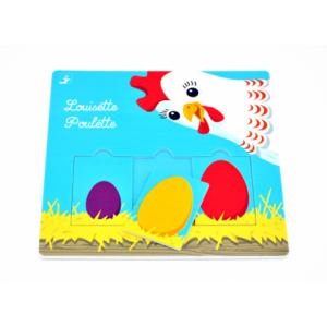 Louisette poulette
